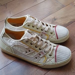 Call it Spring men's casual lace shoes beige 12